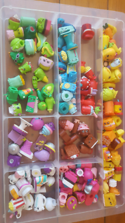 SHOPKINS COLLECTION session 1- 2 and3