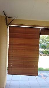 Wooden Blinds x 2 Burpengary Caboolture Area Preview