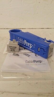 Cable Prep 5 Rg711 Cable Stripper 14 Capacity  Cpt-1100 Single