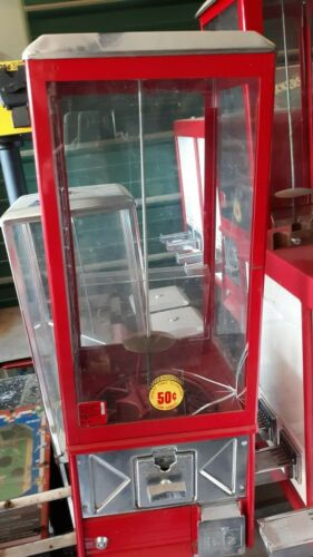 "NW Classic 2"" capsule Vending machine 50 cents Northwestern"