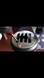 Thrust master TH8RS shifter for simulator New Farm Brisbane North East Preview