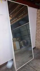 Three wardrobe mirrored doors Thornleigh Hornsby Area Preview