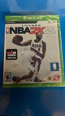 lILLARD NBA 2K21 XBOX one