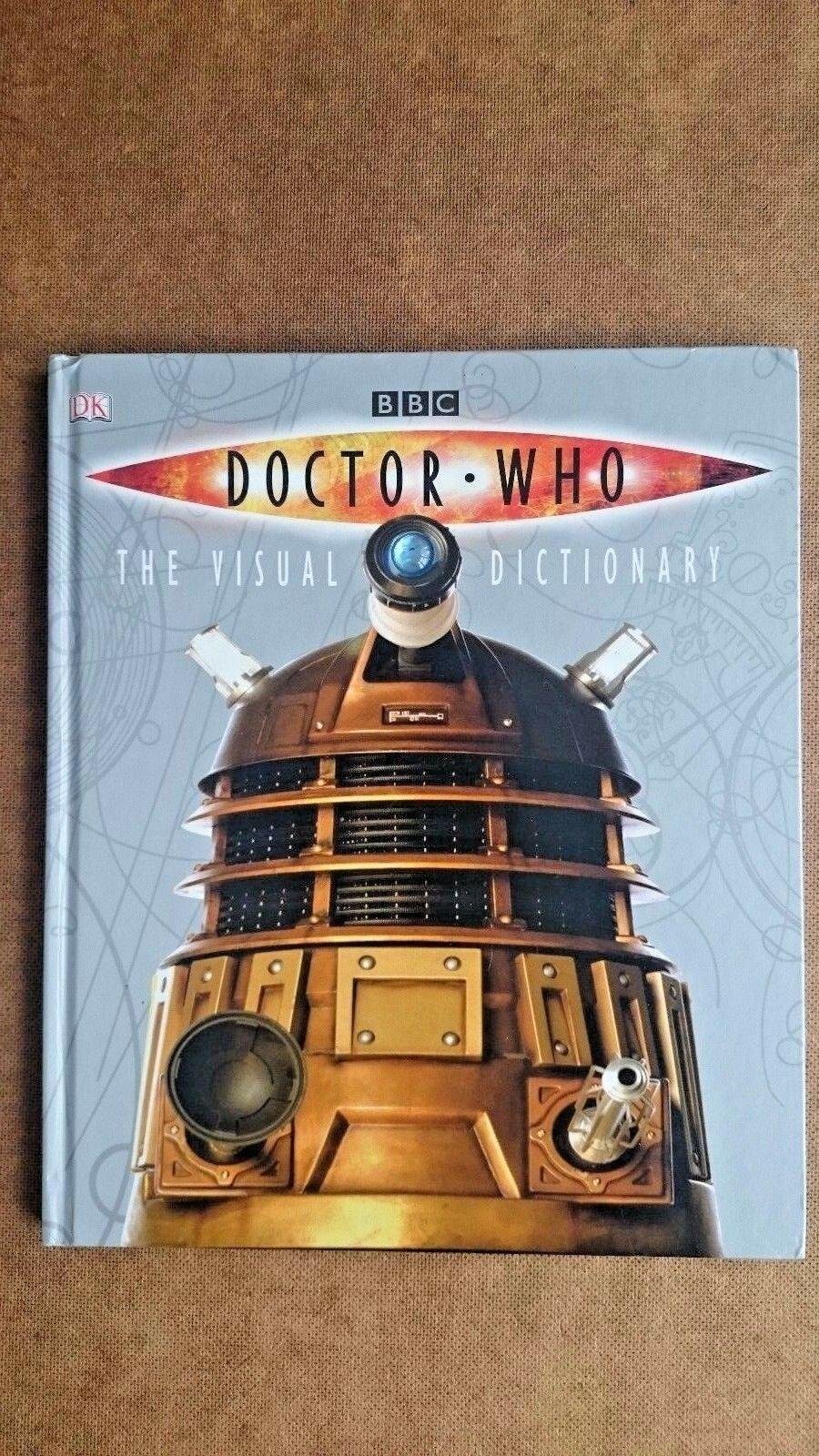 Doctor Who  Visual Dictionary by Andrew Darling, DK Books (2007)