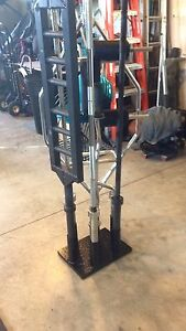 1500lb Limit Barbell All Black With Needle Bearings / $499