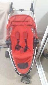Free. Quinny zapp stroller