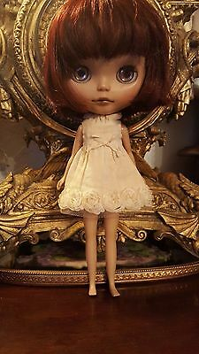 Custom Blythe Dress Designer Valkyrie Dress Minnalove Romantic & Enchanting OOAK