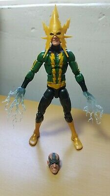 Marvel Legends Space Venom Series Electro