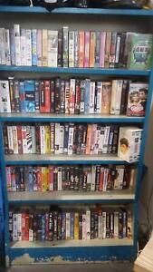 Bulk movies, VHS video cassettes - 100 items Braybrook Maribyrnong Area Preview