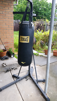 Punching/boxing bag + 3 in 1 stand
