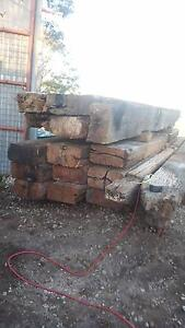 Reclaimed Bridge+Wharf Timbers+Dressing/Processing services! Whittlesea Area Preview