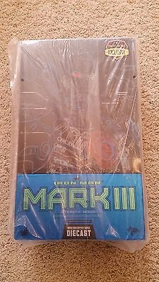 HOT TOYS IRON MAN MARK 3 III Stealth DIECAST MMS314 BRAND NEW 100% AUTHENTIC