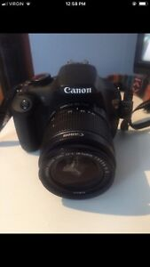 Canon T5 body only but lens available!