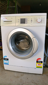 BOSCH 7KG FRONT LOAD WASHING MACHINE Turramurra Ku-ring-gai Area Preview