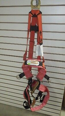 Klein 87892 Fallarrestpositioning Harness For Tree-trimming Work Large Nnb