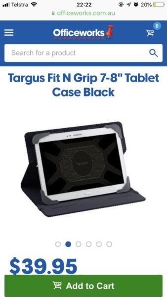 officeworks pendo tablet review