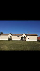 Acreage inside the city limits for rent