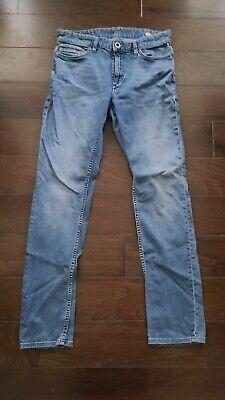 Men's Calvin Klein CK Slim Straight Fit Jeans 30 X 32