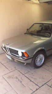 1981 BMW 318i e21 Fraser Belconnen Area Preview