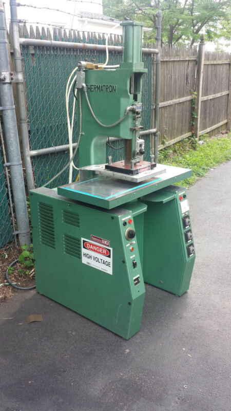 Thermatron 4KW P20 RF Heat Sealer-RF Welder