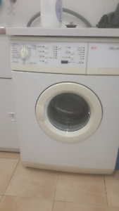 Washing Machine (AEG) Mona Vale Pittwater Area Preview
