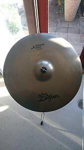 "Zildjian Ride Cymbal A Custom Medium 20"" Hawthorn Boroondara Area Preview"