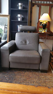 King Living Recliners Theatre Seats x 2 Leather South Melbourne Port Phillip Preview