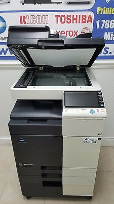 Konica Minolta Bizhub C284 Laser Printer