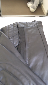 A one leather motorcycle jacket new Holroyd Parramatta Area Preview