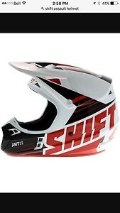 SHIFT Assault Motocross/Atv helmet - Brand New