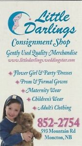 Little Darlings ~~ Brand Name Clothing ~~ for Everyone