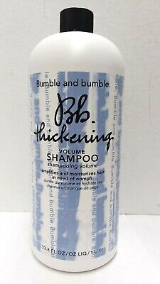 Bumble and Bumble Bb. Thickening Volume Shampoo 33.8 oz / 1 L -