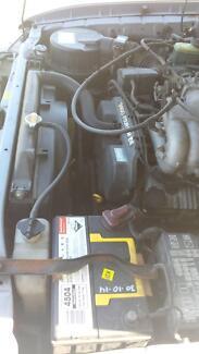 1996 Toyota Prado Landcruiser 411EGJ Wagon 6 seat 5dr Auto 5sp