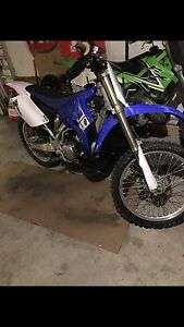 YZ 250 two stroke 2013