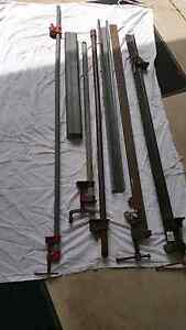 Carpentry Clamping Tools Valley View Salisbury Area Preview