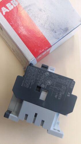 ABB AC Non-Reversing IEC Contactors, A16-30-10-81