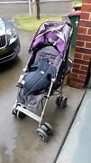 Maclaren stroller and baby bjorn Mulgrave Monash Area Preview