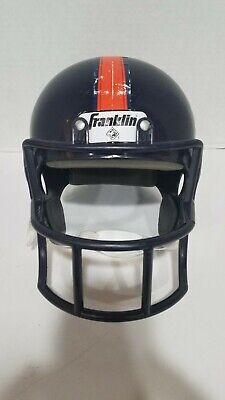 NFL Denver Broncos  Franklin   Helmet Replica Plastic Halloween Costume Display - Denver Broncos Halloween
