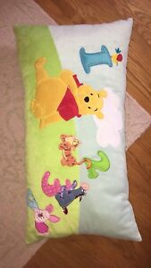 Large Winnie The Poo Pillow