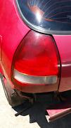 Honda Civic ek  hatch tailights Seven Hills Blacktown Area Preview