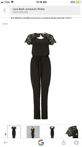 Brand new jumpsuit with tag XXL