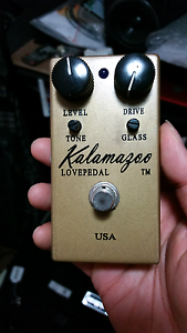 Lovepedal Kalamazoo Gold Quakers Hill Blacktown Area Preview