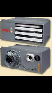 Garage Heaters on Sale with Installation!! Free Estimates