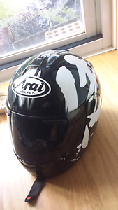 cool arai helmet for sale Baulkham Hills The Hills District Preview