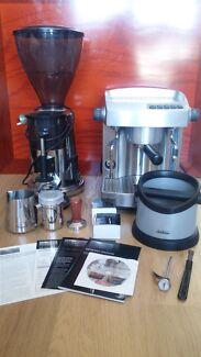 Sunbeam EM6910 - Elektra XMAC commercial grinder - lots of extras Lidcombe Auburn Area Preview