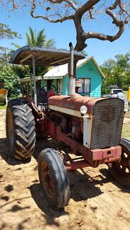 International tractor for sale. Mission Beach Cassowary Coast Preview