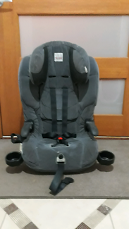 Safe and Sound Maxi Rider Convertible Car Booster seat. 8-26kgs