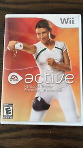 Wii Game Active Personal Trained