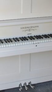 New Scale Williams Piano for SALE