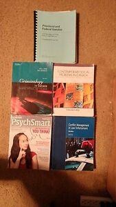 Conestoga PSI Textbooks Cambridge Kitchener Area image 1